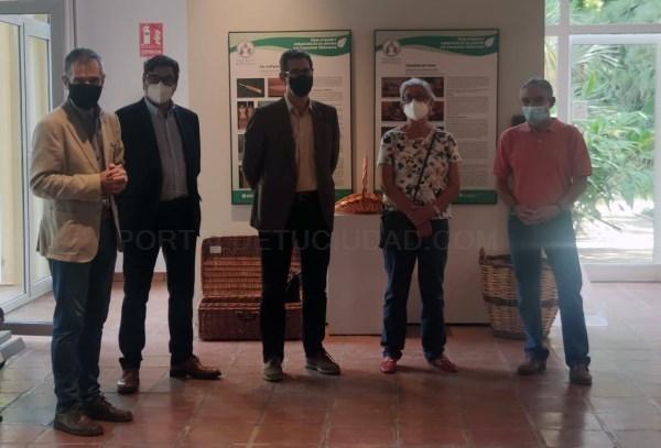 El Botànic acoge la exposición itinerante 'Usos artesanos e industriales de las plantas en la Comunitat Valenciana'