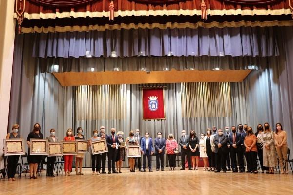 L'Ajuntament de Llíria entrega les seues Distincions Honorífiques 2021