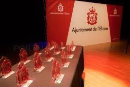 Abierto el plazo para proponer candidatos a los XIV Premios Ciudadanía de l'Eliana