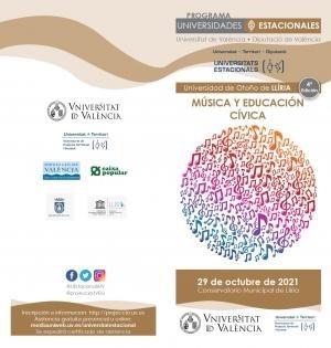 La Universidad Estacional de Llíria celebra el próximo 29 de octubre su cuarta edición