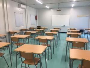El IES Camp de Túria incorpora 6 nuevos módulos de aulas prefabricadas