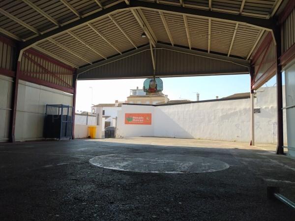 Comienzan las obras de la cancha deportiva y el local del mayor de San Antonio de Benagéber