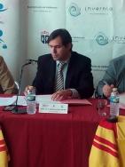 Formalizado el Convenio para la celebración del Preolímpico de Hockey Hielo en Valdemoro.