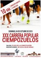 La Carrera Popular de Ciempozuelos cumple treinta ediciones