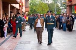 La Guardia Civil de Pinto celebra la festividad del 12 de octubre