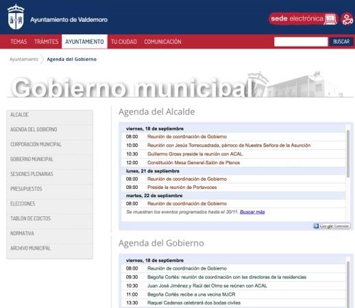 El Ayuntamiento de Valdemoro pone en marcha diferentes medidas para acercar la institución a los vecinos