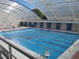 Las obras de reconstrucción de la cúpula de la piscina de Las Olivas de Aranjuez, finalizarán a principios de 2016