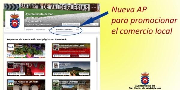 Nueva app para impulsar el comercio local de San Martín de la Vega