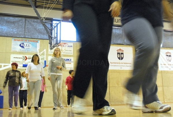 Ponte en forma con el programa MUJER ACTIVA de Valdemoro