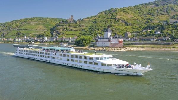 Crucero por el Rin entre Ámsterdam y Estrasburgo, dos de las ciudades más bellas de Europa