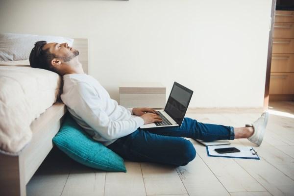 El teletrabajo está causando estrés, ansiedad, depresión y dificulta la vuelta al trabajo normal