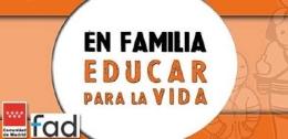 SALUD EN FAMILIA: EDUCAR PARA LA VIDA
