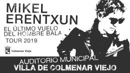 ACTUACIÓN DE MIKEL ERENTXUN