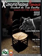X Concurso Nacional Flamenco Ciudad de Tres Cantos