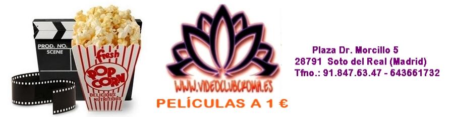 Videoclub Croma en Soto del Real