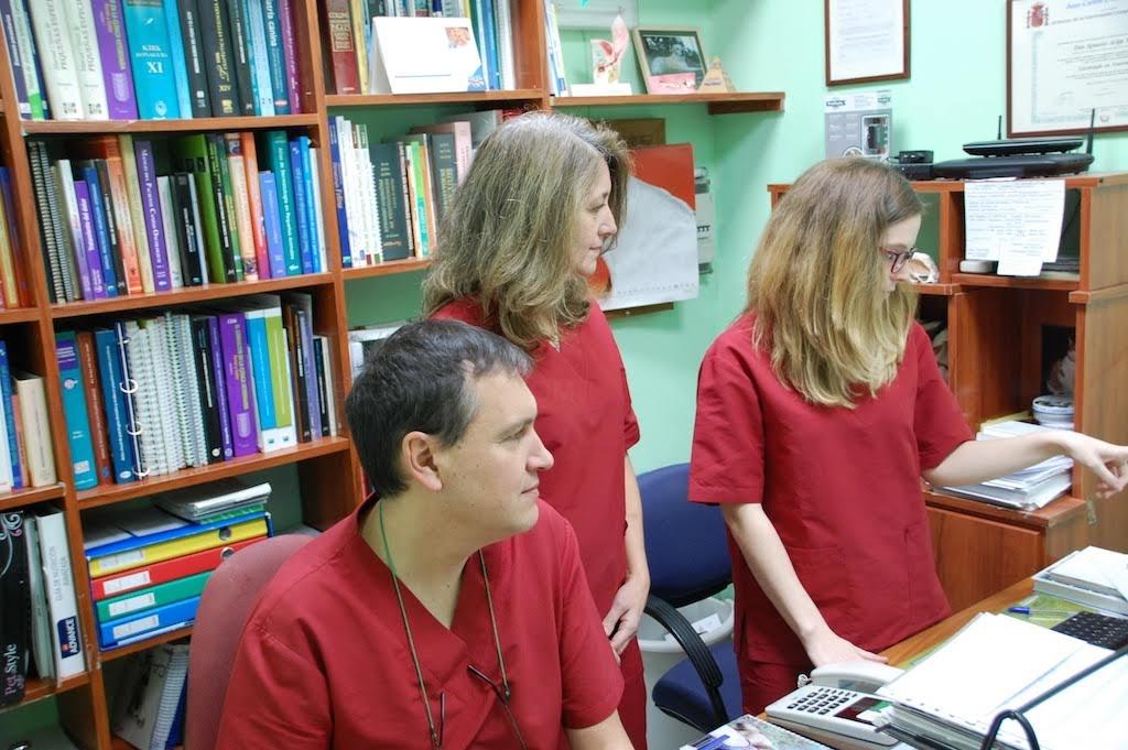 análisis clínicos veterinarios tres cantos