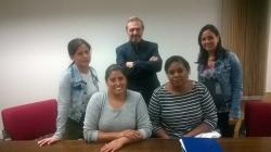 El Ayuntamiento imparte un taller para ayudar a las personas extranjeras a obtener la nacionalidad española