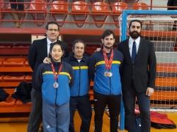 La Escuela de Taekwondo de Colmenar Viejo consigue dos metales en el Campeonato de la Comunidad de Madrid