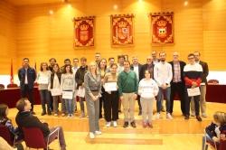 El Ayuntamiento entrega 30.000 euros en los Premios al Esfuerzo Deportivo y Fomento del Deporte Inclusivo de Tres Cantos