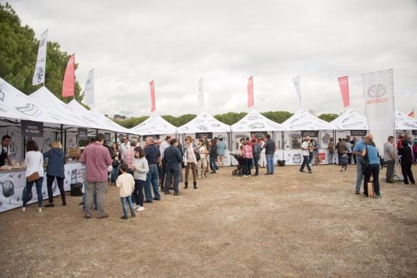 El Mercado 'La Despensa de Madrid' 2018 llega a Colmenar Viejo con los mejores productos agroalimentarios de la región