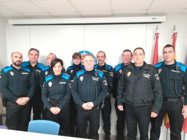 Doce agentes componen la nueva Unidad de Violencia de Género de la Policía Local de Tres Cantos