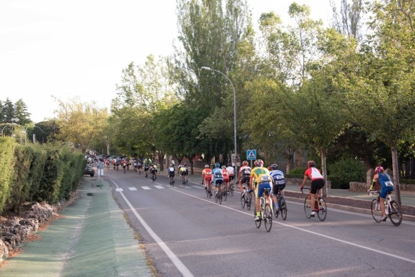 Colmenar Viejo será de nuevo el anfitrión, el sábado 18 de mayo, del Desafío 'Puertos de Guadarrama'