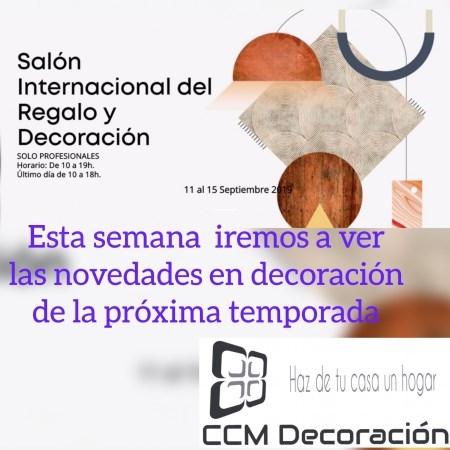 Salón Internacional del Regalo y Decoración