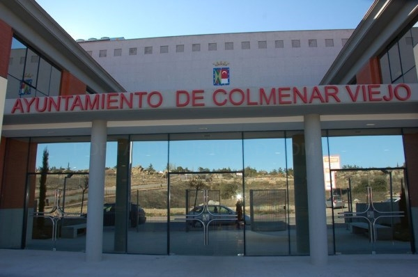 """El Edificio Municipal de """"La Estación"""" acogerá la oficina de DNI, Pasaporte y Extranjería del norte de Madrid"""