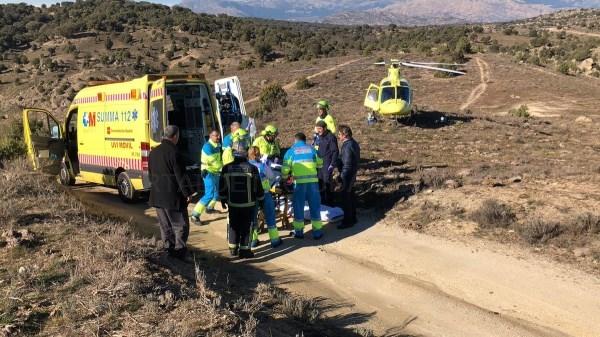 LOS POLICíAS LOCALES INTOXICADOS EN EL RESCATE DE LA CASA DE CAMPO HAN RECIBIDO EL ALTA HOSPITALARIA