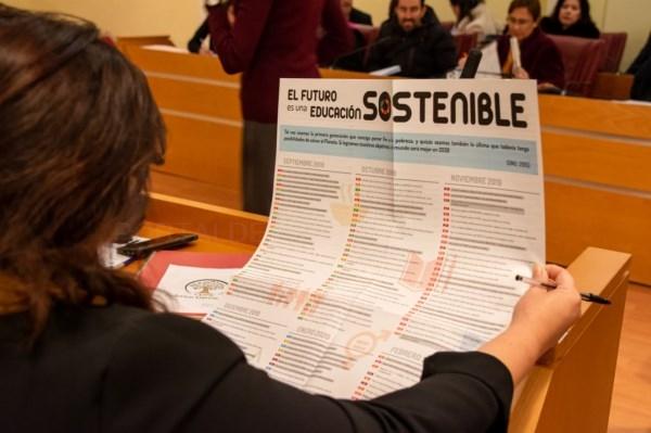 Colmenar Viejo crea la Comisión Técnica de Sostenibilidad para coordinar el trabajo sobre los Objetivos de Desarrollo Sostenible