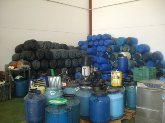 contenedores de aceite usado en albacete