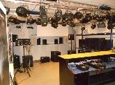 Showroom sonido e iluminación en ibiza