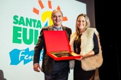 El balonmano reina en los premios Hacemos Deporte con Ana Ferrer como mejor deportista de 2016 y el Puchi como mejor equipo