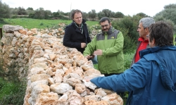 El Govern ayudará a recuperar 220 km de márgenes y 'paret seca'