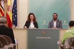 1,9 millones de euros hasta 2021 para controlar los fondeos sobre la posidonia
