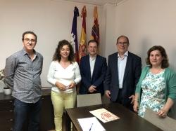 Protocolo con Sant Josep para ampliar la unidad básica de salud Cala de Bou