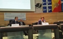 Mar Pons defiende en Corcega cambiar el sistema de ayudas para paliar los costes de la insularidad