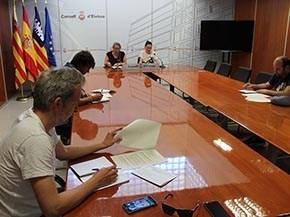 El Consell Executiu aprueba el convenio con el Ajuntament d'Eivissa para redactar el proyecto de construcción de Es Gorg
