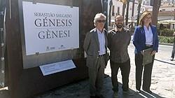 """La exposición """"Génesis"""", del fotógrafo brasileño Sebastião Salgado, desembarca en el puerto de Eivissa"""
