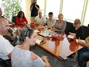 Élite Taxis desconvoca la protesta prevista en Eivissa por el compromiso del Consell Insular a impulsar medidas contra el intrusismo