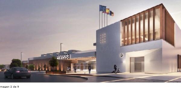 La APB licitará el próximo mes de junio las obras de la Estación Marítima del Botafoc en el puerto de Eivissa