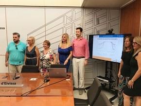El Consell d'Eivissa elabora el primer censo comercial de la isla, que cifra en 2.060 el total de establecimientos
