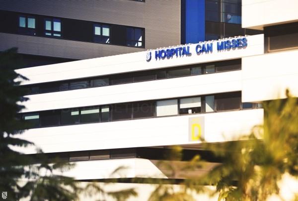 Se autoriza el gasto para las obras de reforma del edificio J del Hospital Can Misses