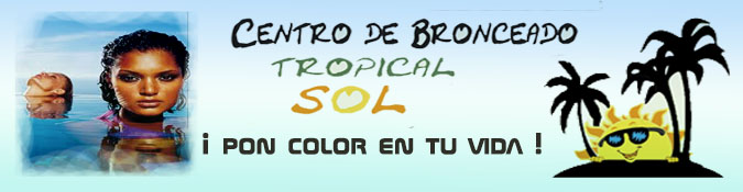 centre bronzejat tropical sol