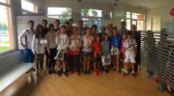 """Finaliza con éxito el II Master del Circuito de Tenis """" Camino del éxito"""""""