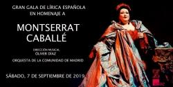 Veinte grandes intérpretes líricos rinden homenaje a la más grande: Montserrat Caballé