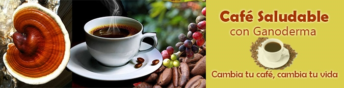 Café Saludable Ganoderma