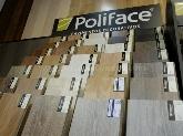 suelos de madera, cocina, PVC.