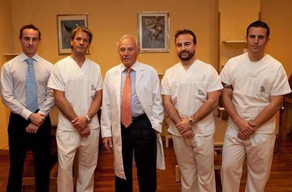 Centros de Fisioterapia José Luis Izquierdo: fisioterapia y fisioterapeutas One to One en Madrid y Móstoles