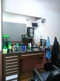 Tratamientos capilares y afeitados en %,  Barberías y cortes de pelo para hombres en Móstoles